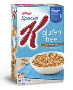 Special K Gluten Free Touch of Brown Sugar. (Photo: www.specialk.com)