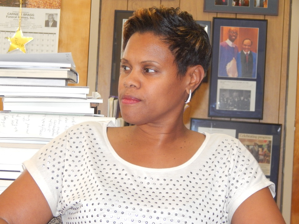 Assemblywoman Shavonda Sumter (D-35).