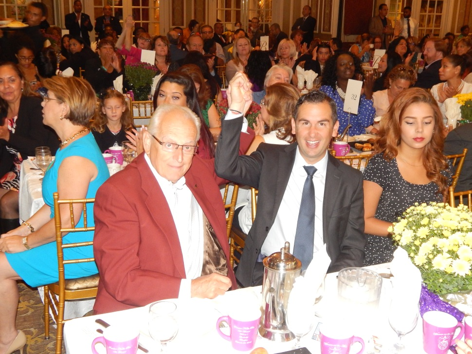 Pascrell, left, and Fulop.