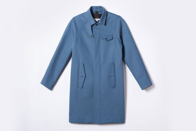 The Arrivals Lee Mackintosh Coat, $385, TheArrivals.com (Photo: The Arrivals)
