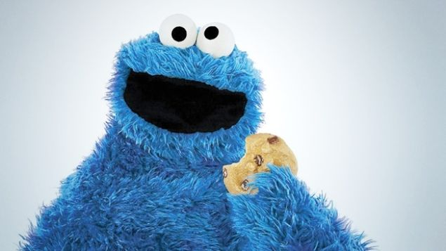 C is for Cookie Monster on Empire. (Fox)