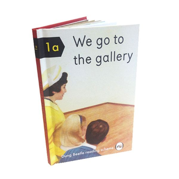 """The reprint of the book called for changes, including the """"Dung Beetle reading scheme."""" (Image from wegotothegallery.com)"""