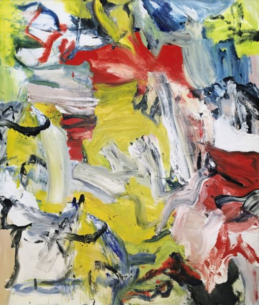 Untitled XXI, Willem de Koenig, 1976.