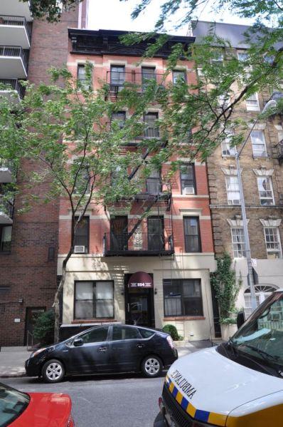 554 East 82nd Street. (