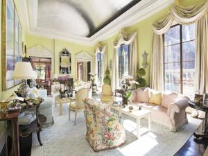 The penthouse has quite the storied past. (Sotheby's)