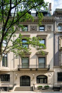 The Clarence Whitman Mansion at 7 East 76th Street on the Upper East Side. (Travis Mark/Sotheby's)