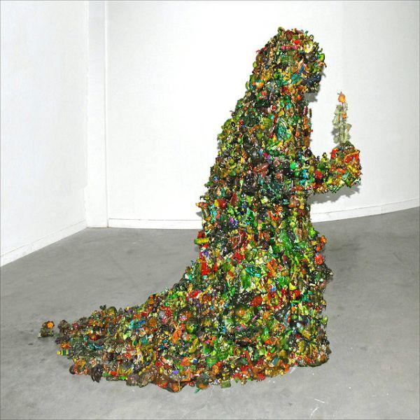 Heap, 2005,by Jim Shaw.