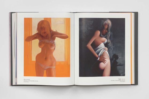 Lisa Yuskavage: The Brood, Paintings 1991–2015, published by Skira Rizzoli. (Photo: Courtesy David Zwirner Books)