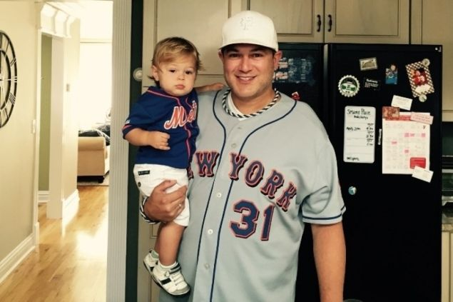 The tragic death of gym teacher and Mets fan Josh Abrams has led to an outpouring of support from the Mets organization and givers on GoFundMe. (Photo: GoFundMe)