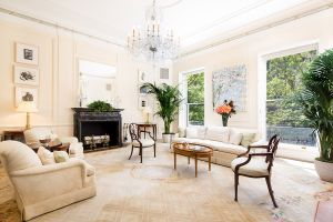 The 14,000 square-foot home was originally built in 1898. (Travis Mark/Sotheby's)