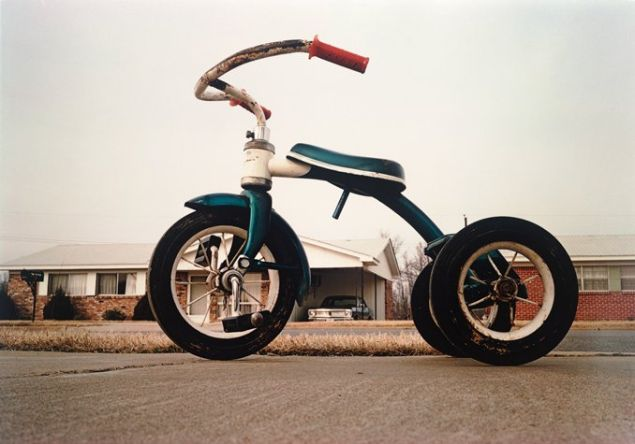 William Eggleston, Memphis.