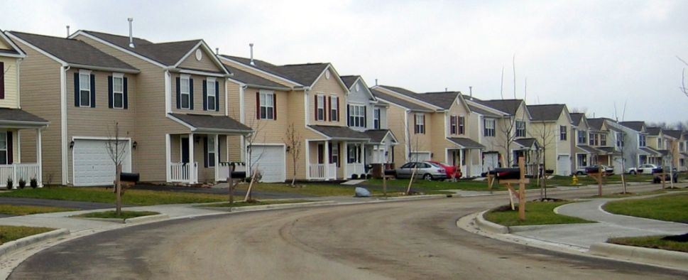 Suburban housing. (Photo: Chris Chappelear/Creative Commons)