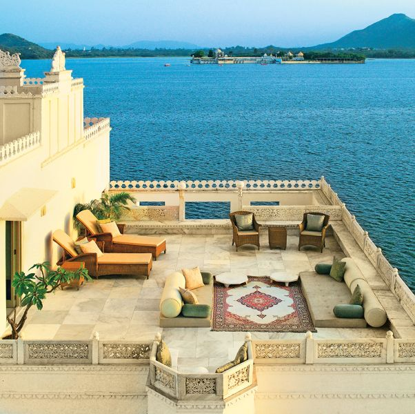 Take in sights like these during your 12 days in India (Photo: Neiman Marcus)