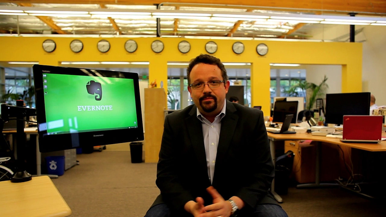 Phil Libin, CEO of Evernote (Photo: Cory M. Grenier/Flickr)