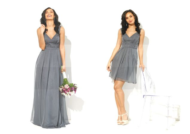 Brideside's new line offers multiple looks in one. (Photo: Brideside)