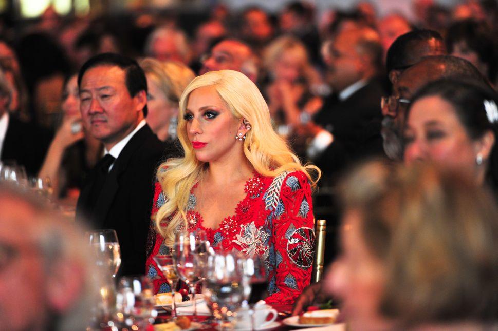 Lady Gaga (Photo: Joe Schildhorn for BFA).