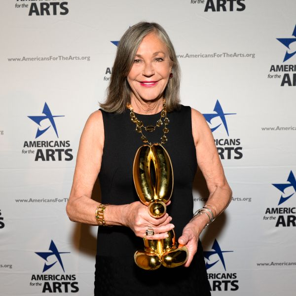 Americans for the Arts Celebrates Alice Walton, the 2015 National Arts Awards winner for