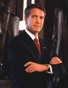 Former Senator Bill Frist (Wikimedia).