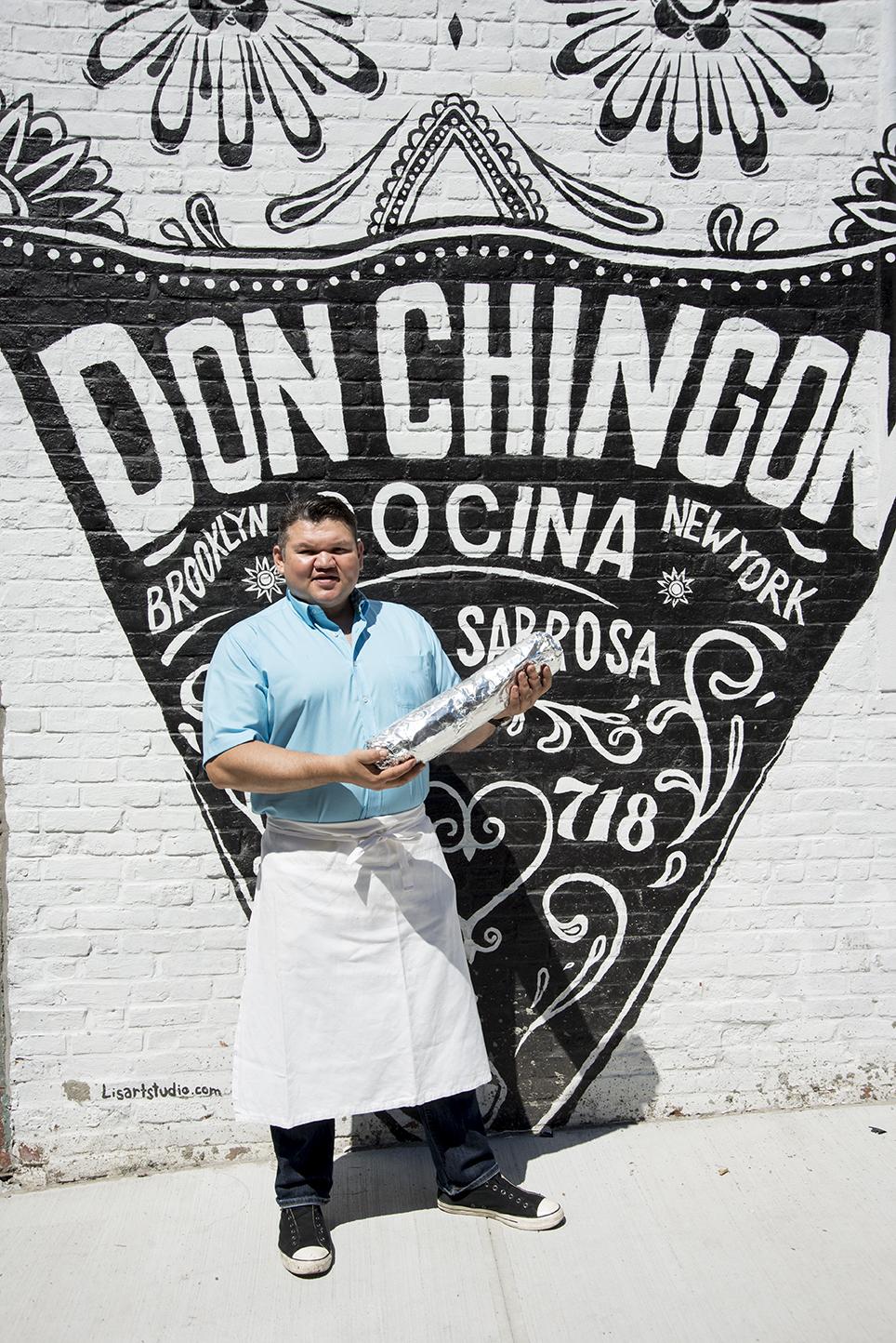 Your future restaurant. (Photo: Don Chingon)