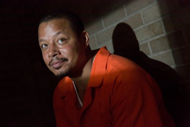 EMPIRE: Terrence Howard as Lucious Lyon in the ÒWithout A CountryÓ episode of EMPIRE airing Wednesday, Sept. 30 (9:00-10:00 PM ET/PT) on FOX. ©2015 Fox Broadcasting Co. Cr: Chuck Hodes/FOX.