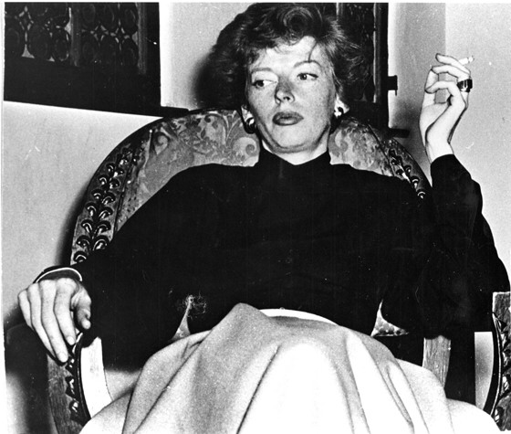 Marjorie Cameron. (Photo: Courtesy of the Cameron Parsons Foundation, Santa Monica)