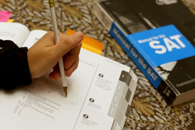 School Chancellor Carmen Farina announced that juniors will take the SAT for free during the 2016-2017 school year (Photo by Joe Raedle/Getty Images).