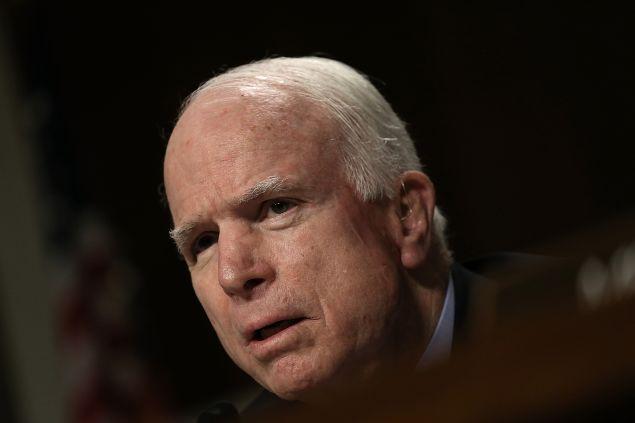 Sen. John McCain (Photo: Win McNamee for Getty Images)