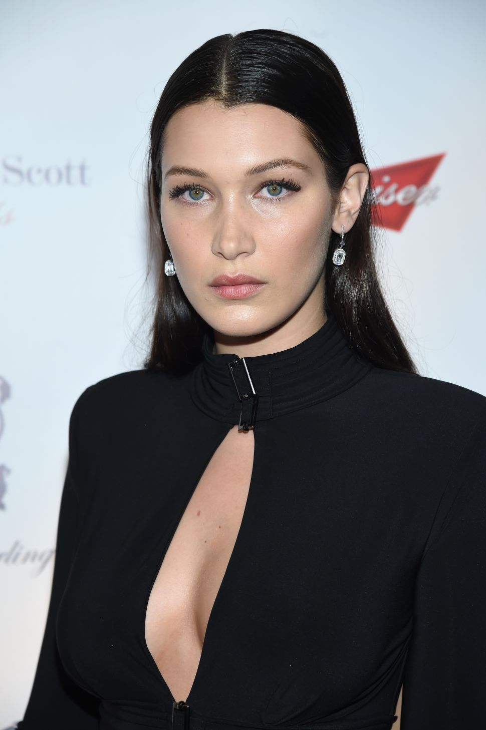 Bella Hadid (Photo: Dimitrios Kambouris/Getty Images for Global Lyme Alliance).