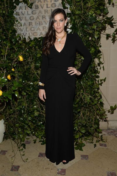 Liv Tyler (Photo: Mike Coppola/Getty Images for Bulgari).