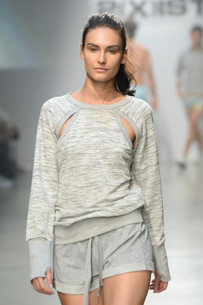 Another athleisure-inspired look (Photo: Getty Images).
