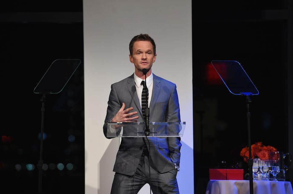 Neil Patrick Harris (Photo by Nicholas Hunt/Getty Images for Michael Kors).