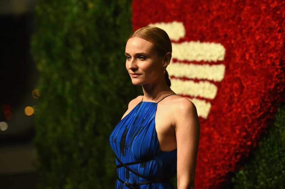 Diane Kruger (Photo by Nicholas Hunt/Getty Images for Michael Kors).