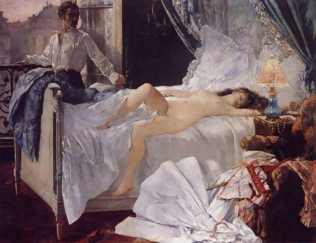 Henri Gervex, Rolla, (1878), (Photo: Wikimedia Commons)