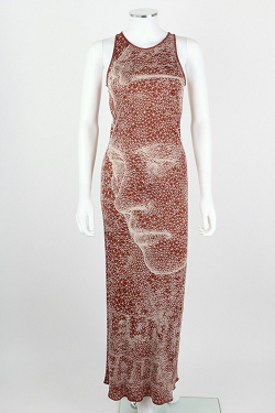A Jean Paul Gaultier gown. (Photo courtesy of Manhattan Vintage)
