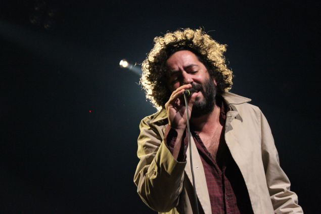 Destroyer @ Webster Hall, 10/04/15 (Justin Joffe for Observer)