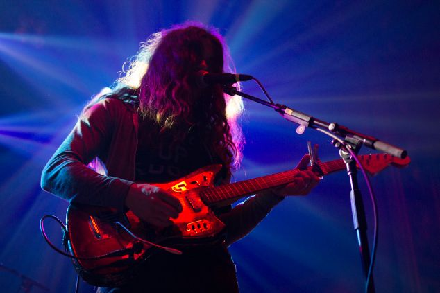 Kurt Vile @ Webster Hall, 10/07/15 (Justin Joffe for Observer)