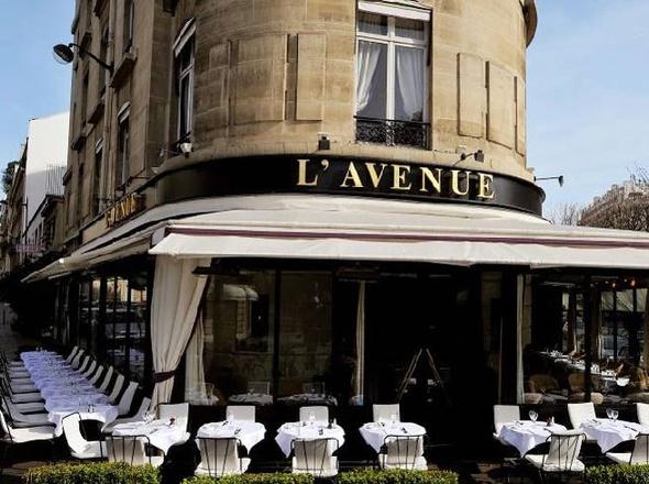 L'Avenue Paris (Photo: L'Avenue).