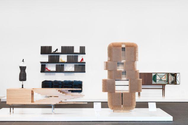 """Installation view of """"Sebastian ErraZuriz: Look Again."""" (Photo: Courtesy of Sabastian ErraZuriz)"""
