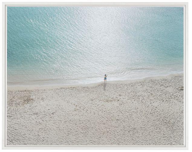 Richard Misrach (b. 1949) Untitled, #213-04 from On the Beach, 2004 chromogenic print, printed 2007. (Photo: Christie's)