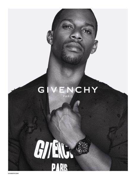 The Shark Five Ad (Photo: Courtesy Givenchy).