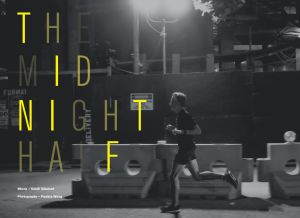 In Meter, you can read a runner's personal account of The Midnight Half. (Photo: Courtesy Tracksmith)