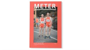 This is the running brand's second official magazine issue. (Photo: Courtesy Tracksmith)
