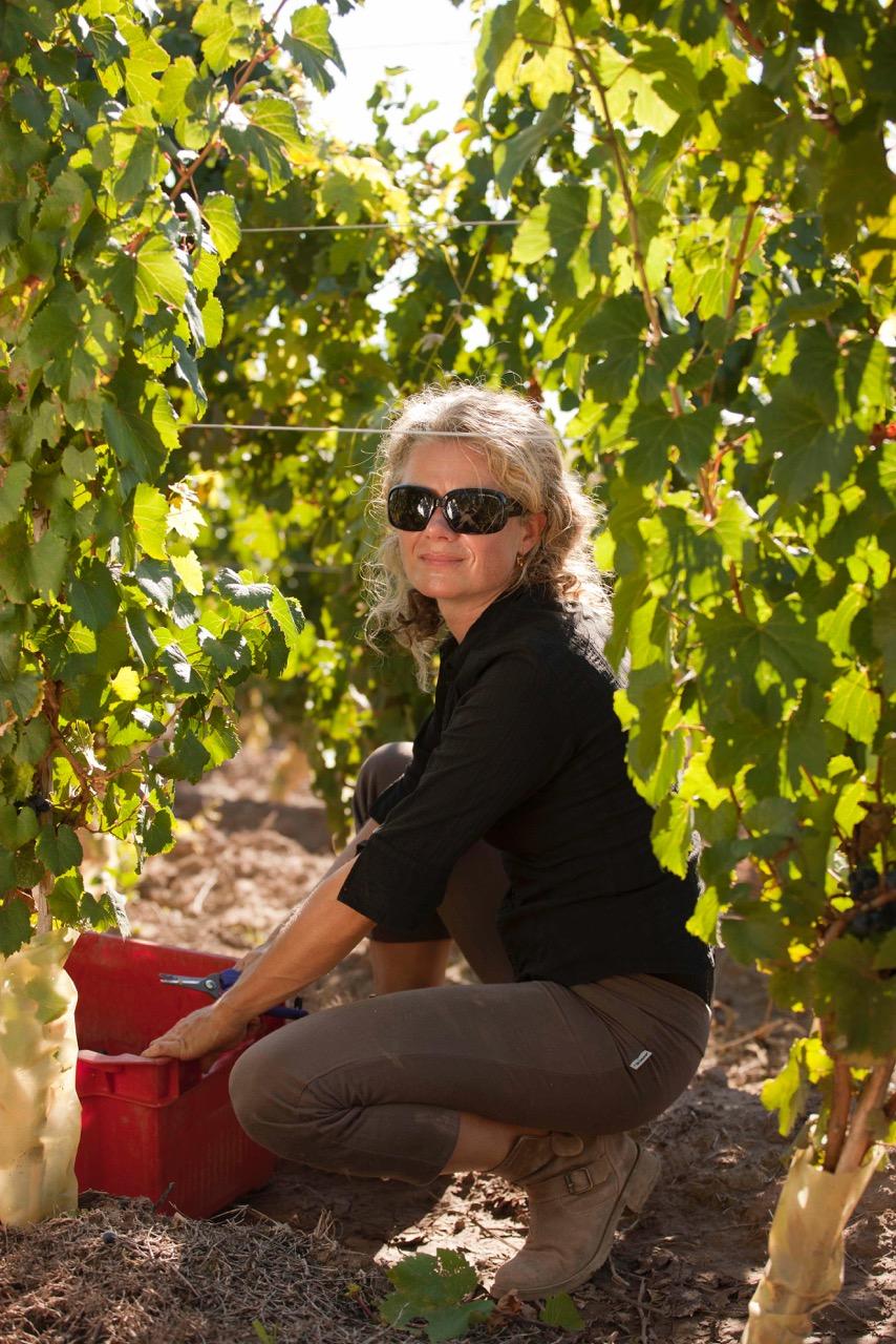 Cécile Adam (Photo: Entre Cielos).