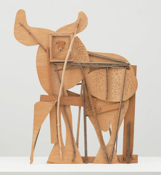 Bull, (1958). (Photo: © 2015 Estate of Pablo Picasso / Artists Rights Society (ARS), New York)