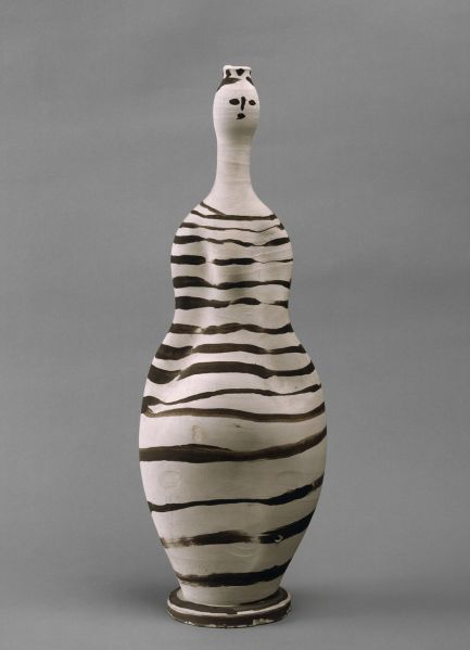 Vase: Woman (1948). (Photo: © 2015 Estate of Pablo Picasso/Artists Rights Society (ARS), New York)