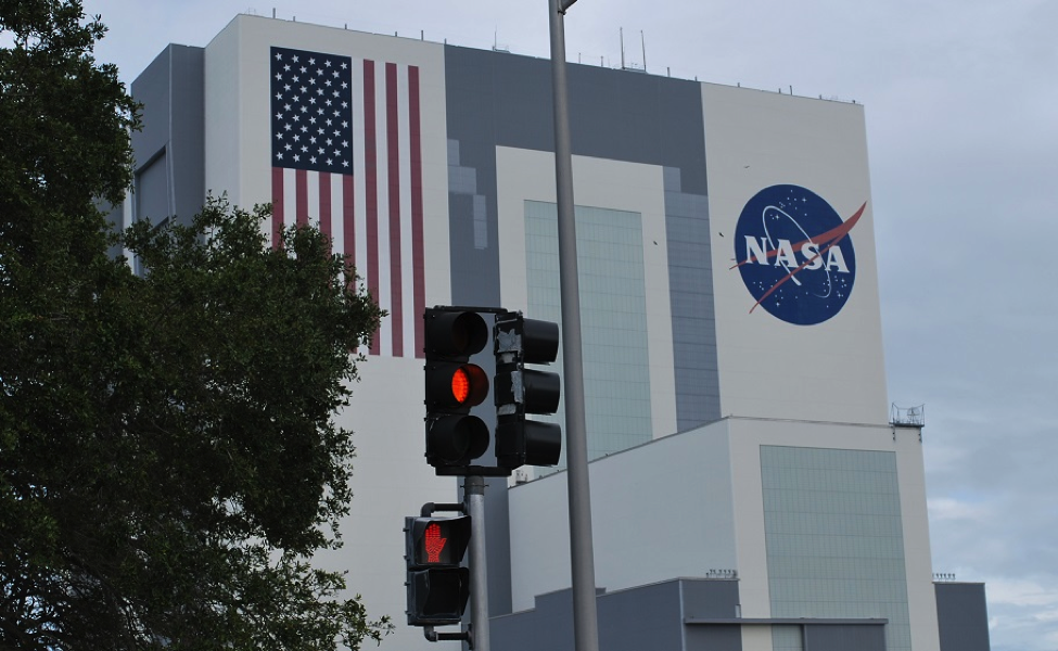 The Vehicle Assembly Building at Kennedy Space Center is being prepped to launch humans to Mars. Photo: Robin Seemangal
