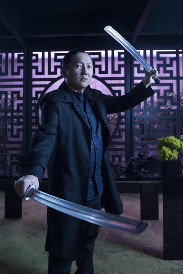 Masi Oka as Hiro Nakamura. (Photo: Christos Kalohoridis/NBC)