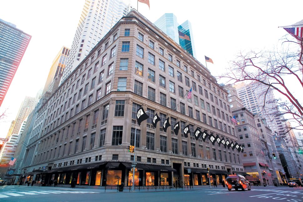Saks Fifth Avenue's Flagship Store (Photo: Saks Fifth Avenue).