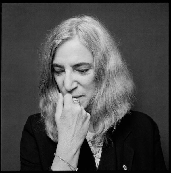 Patti Smith by Jesse Ditmar. (Photo: Courtesy Knopf)