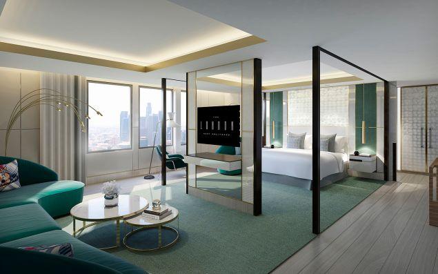 The London West Hollywood Penthouse (Photo: Courtesy).